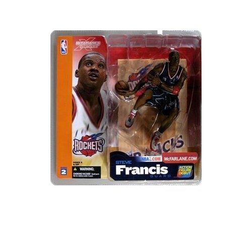 McFarlane Sportspicks: NBA Series 2 Steve Francis (Chase Variant) Action Figure