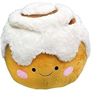 "Squishable Cinammon Bun 15"" Plush Toy"