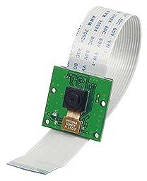 Arducam 5 Megapixels 1080p Sensor OV5647 Mini Camera Video Module for Raspberry Pi Model A/B/B+, Pi 2 and Raspberry Pi 3