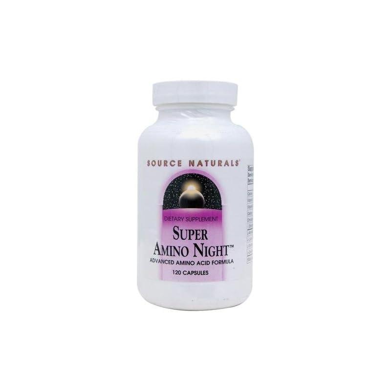 Super Amino Night - Brûle les réserves de graisse durant la nuit