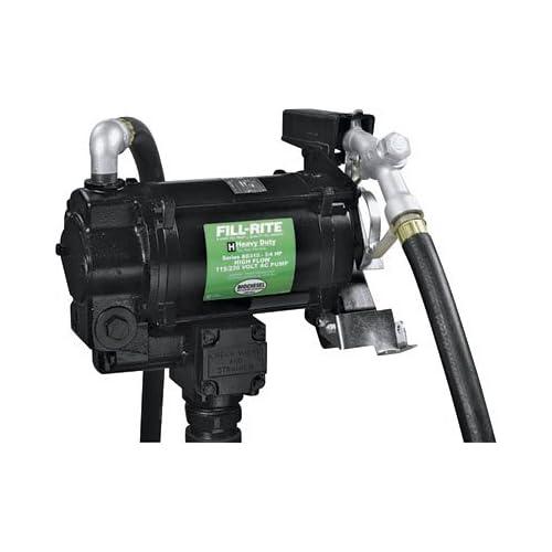 Fill Rite Biodiesel Transfer Pump   35 GPM, Model# BD310V