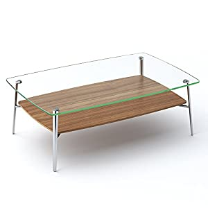 Tazz Small Rectangular Coffee Table