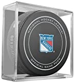 New York Rangers NHL Hockey Official Game Puck