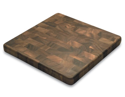 Ironwood Gourmet 28218 Acacia-Wood End-Grain 14-Inch Chef's Board