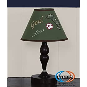 Geenny CF 2056 L Classic Sports Lamp Shade: Baby