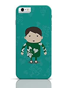 PosterGuy Cute Little Boy Cartoon Posing Vector Art Cute Little Boy Cartoon Posing Vector Art, Beauty, Boys, Cartoon, Characters, Cheerful, Child, Childhood, Cute, Fun, Fashion, Gesturing, Awesome I Love You Patterns With Shirt, Cool Man, Lovely Backgro iPhone 6 Case