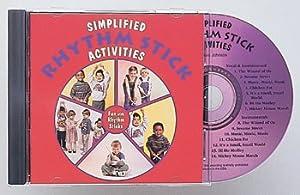 Simplified Rhythm Stick Activities