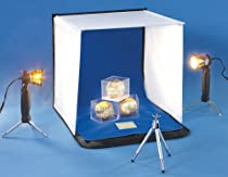 Hot Sale Deluxe Tabletop Lighted Photo Studio