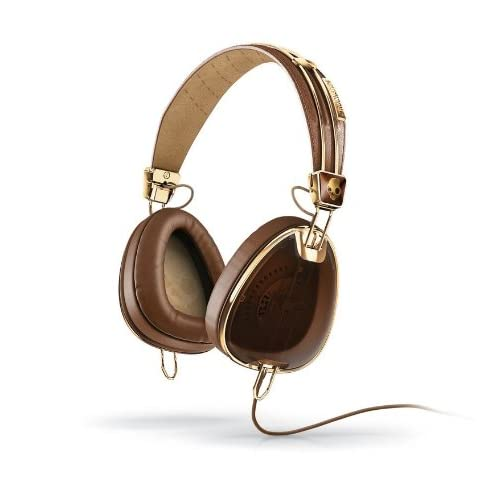 Skullcandy Roc Nation Aviator Brown/Gold