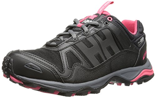 Helly Hansen Women's Pace Trail HT Trail Running Shoe,Black,7.5 M US