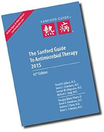 Sanford Guide To Antimicrobial Therapy 2014 Pdf