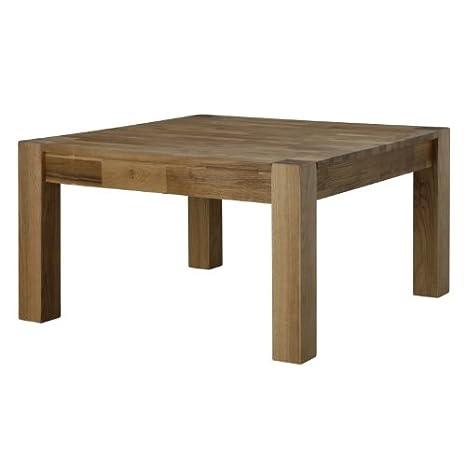 Couchtisch MARK Wohnzimmertisch Beistelltisch Tisch massiv Eiche geölt