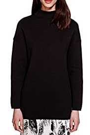 Pure Cotton Polo Neck Jumper [T69-2928J-S]