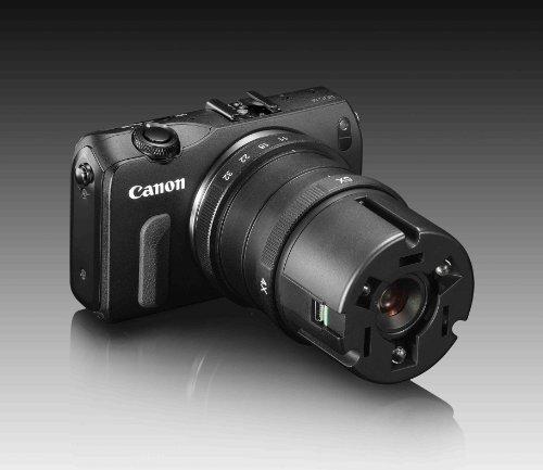 Yasuhara Nan5C Nanohax5 Micro Lens For Canon Eos-M Mirror-Less Digital Camera