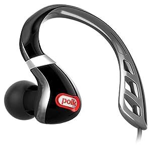 Polk Audio UltraFit 3000 Headphones - Black (ULTRAFIT 3000BLK)