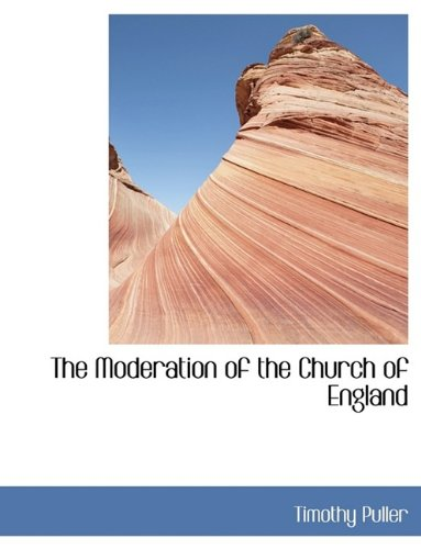 The Moderation of the Church of England