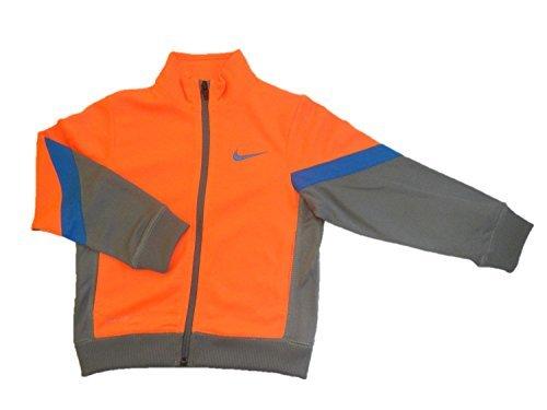 Nike Boy's Neon Orange DriFit Jacket (Size 4)