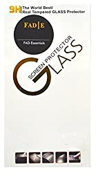 FAD-E Tempered Glass Screen Protector / Guard for Lumia 640 ( 9H Hardness & 2.5D Curved )