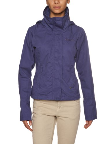 Bench Bbq 2 Zipped Womens Jacket Blue Small