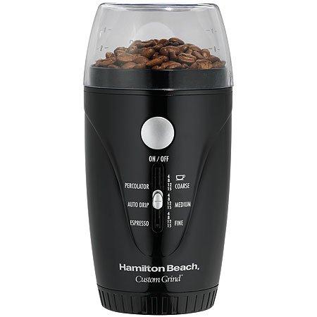 Hamilton Beach 80344Z Custom Grind 15-Cup Coffee Grinder
