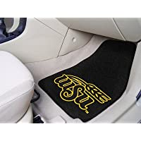 Wichita State 2-piece Carpeted Car Mats 18