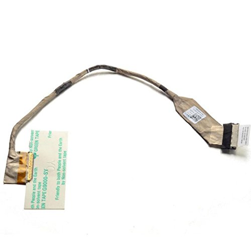New Lcd Lvds Display Flex Video Cable For Dell Studio Xps 1647 Vostro 3400 50.4Es01.101 044Jcfk 4Jcfk