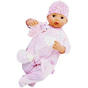 Baby annabell doll version 6 amazon co uk toys amp games