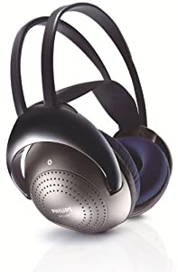 Philips SHC2000 - Headphones ( ear-cup ) - wireless - infrared