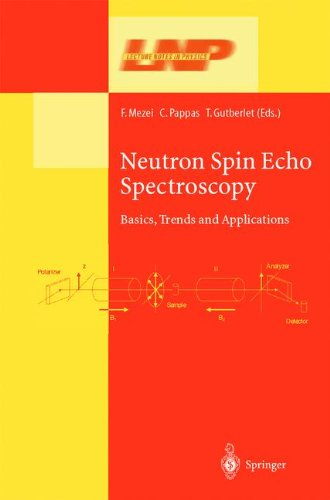 Neutron Spin Echo Spectroscopy: Basics, Trends And Applications (Lecture Notes In Physics)