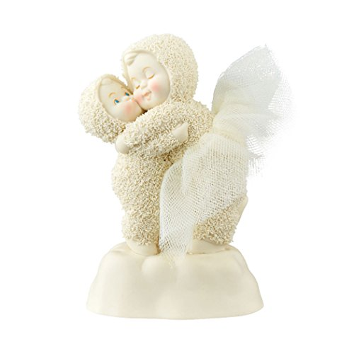 "Snowbabies Department 56 Classics First Love Figurine, 4.61"" - 1"