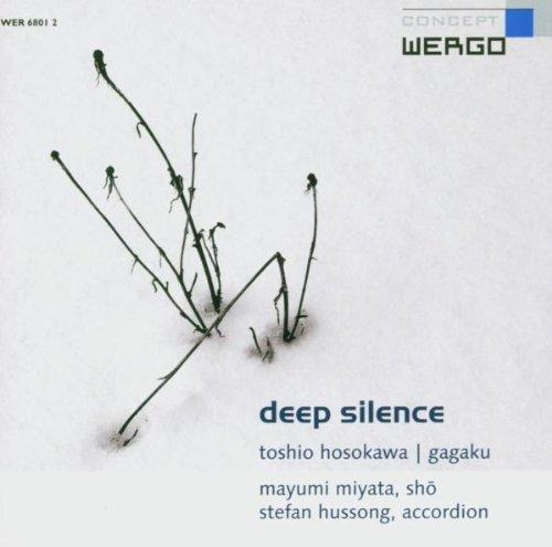 "Disque ""Deep Silence"" de Toshio Hosokawa 41wGYST-kWL"