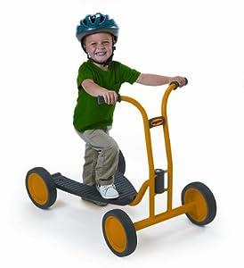 MyRider 4 Wheel V Scooter by Angeles