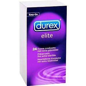 Durex Elite Condoms - 24 Pack