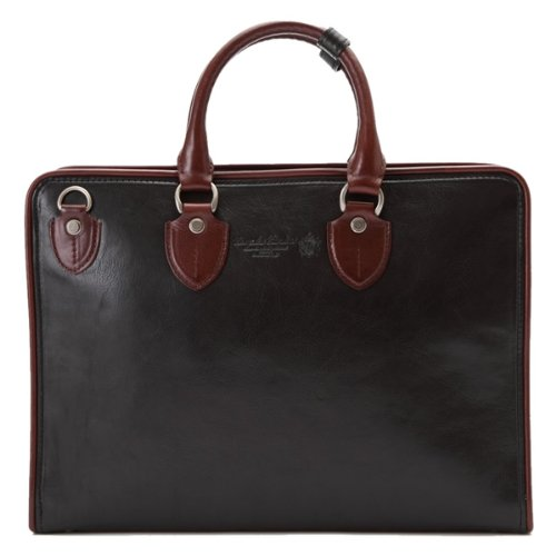 青木鞄(COMPLEX GARDENS)ビジネスバッグ メンズ 革 [如浄 ニョジョウ No.3096]