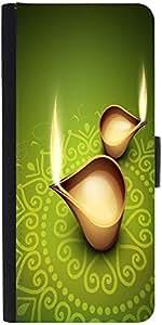 Snoogg Beautiful Illuminating Diya Background For Hindu Community Festival Di...