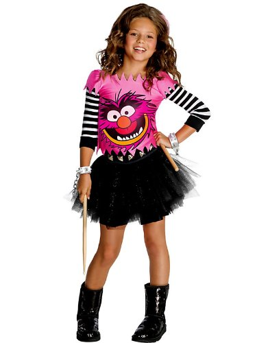 The Muppets Animal Girls Costume