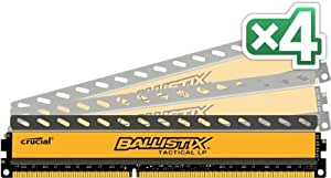 Crucial Ballistix Tactical Low Profile 16GB Kit