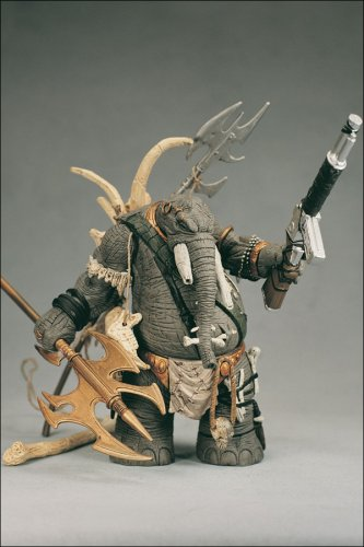 Buy Low Price McFarlane 1997 Total Chaos Action Figure Series 2 – Poacher (B000WGF2VY)