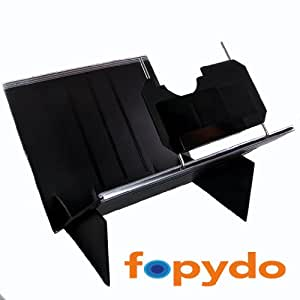 Fopydo Scanning Stand - A Portable Scanning Stand for Digital Cameras, iPhones and Other Devices Equipped with Digital Cameras