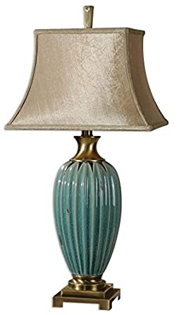 Luxury Mica Collection MissionStyle Desk Lamp  Mica Lamps  Amazoncom
