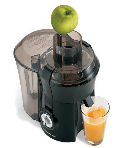 Non Electric Juicer ~ Hamilton beach fruit vegetable citrus produce juice