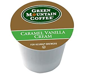 GREEN MOUNTAIN FRENCH VANILLA COFFEE 48 K CUP