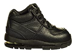 Nike Air Max Goadome (TD) Baby Toddler Boots Black Black 311569-001-8
