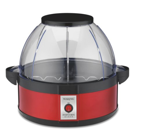 Read About Waring Pro WPM10 Professional Popcorn Maker