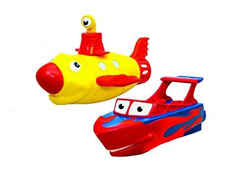 Swimways Boatz Motorized Pool Toy Toys Games Toys Play