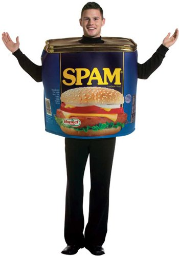 SPAM™ costume for adults
