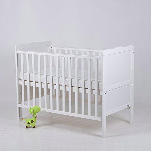 Kinderbett-Babybett-Gitterbett-120x60cm-Massivholz-umbaubar-weiss-NEU-85000