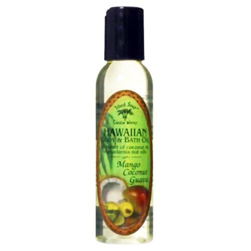 Island Soap&Candle Works アロマティックオイル マンゴー ココナッツ グアバ 5本セット