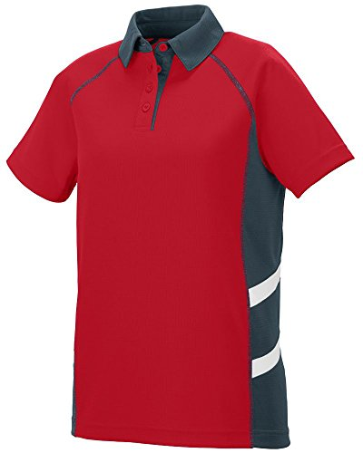 augusta-sportwear-camiseta-para-mujer-rojo-red-slate-white-s