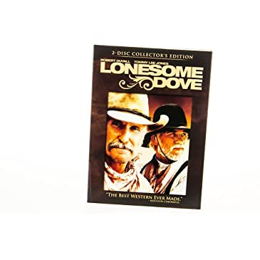 Lonesome Dove DVD Set